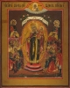 "1706n: The Holy Virgin ""The Joy of All Mournful People"" SOLD_1"