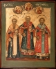 2473n: Fathers of the Church: Saints Basil the Great, Gregory... Sold
